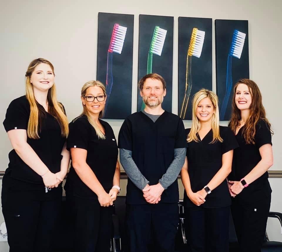 happy staff at Smart Dental Care